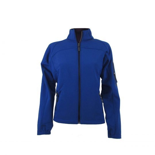 SOFTSHELL.ZIPPER.DAMA